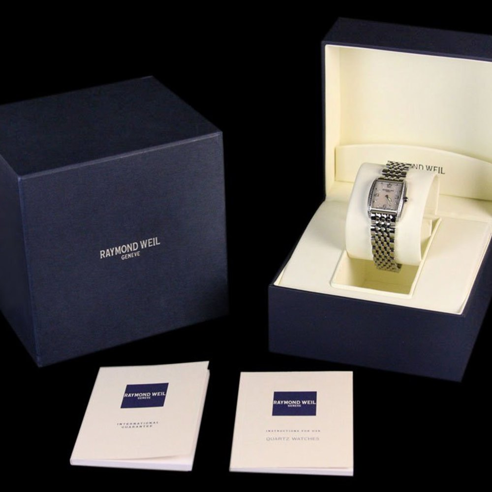 Raymond Weil Don Giovanni Stainless Steel 5976STS05927