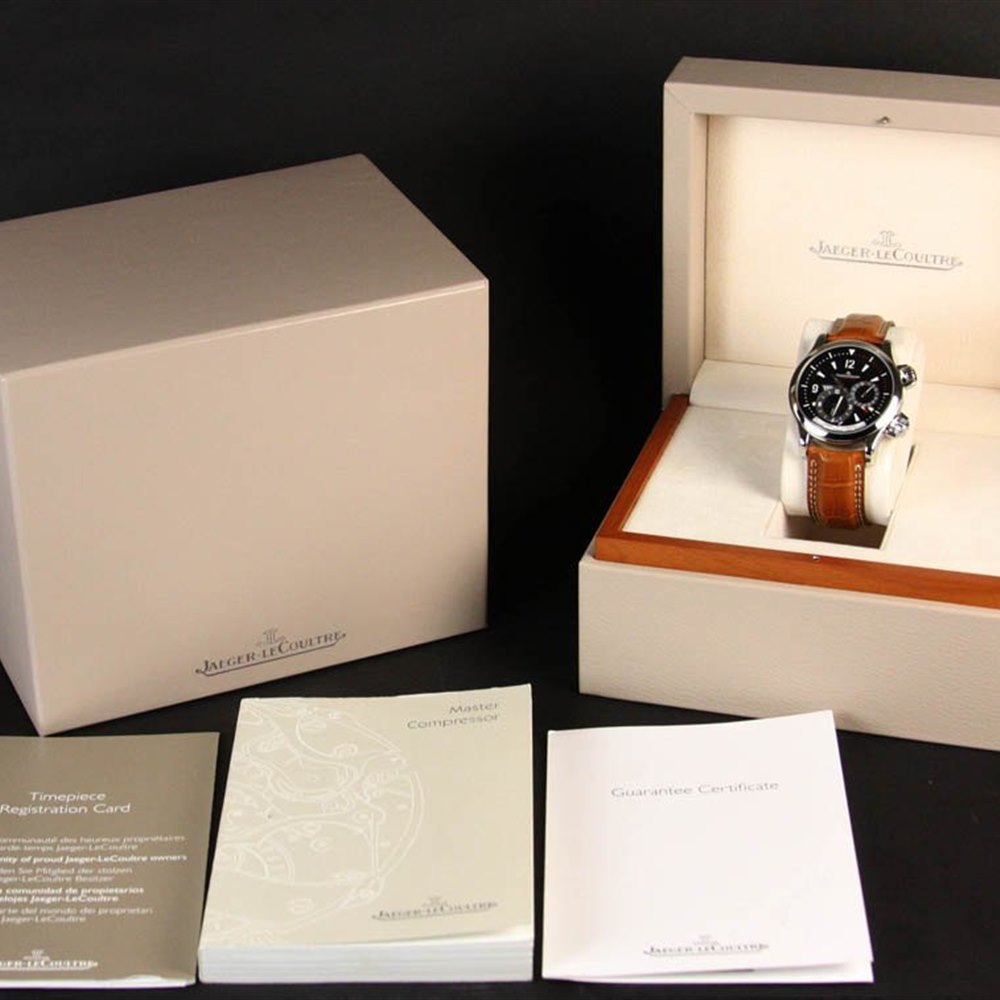 Jaeger-LeCoultre Master Compressor Stainless Steel Q1718470