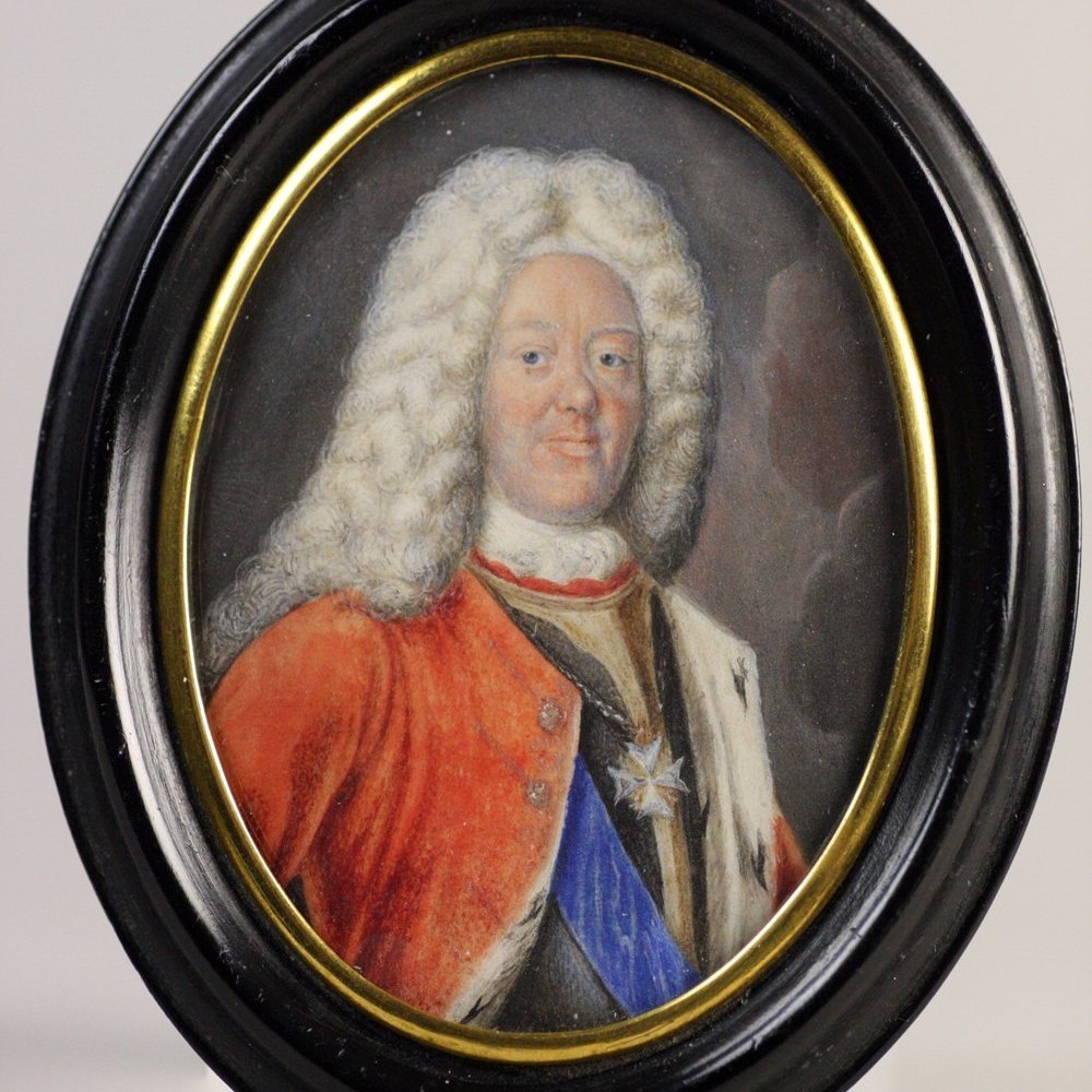 ANTOINE GASTON DUKE OF ROQUELAURE Circa 1700