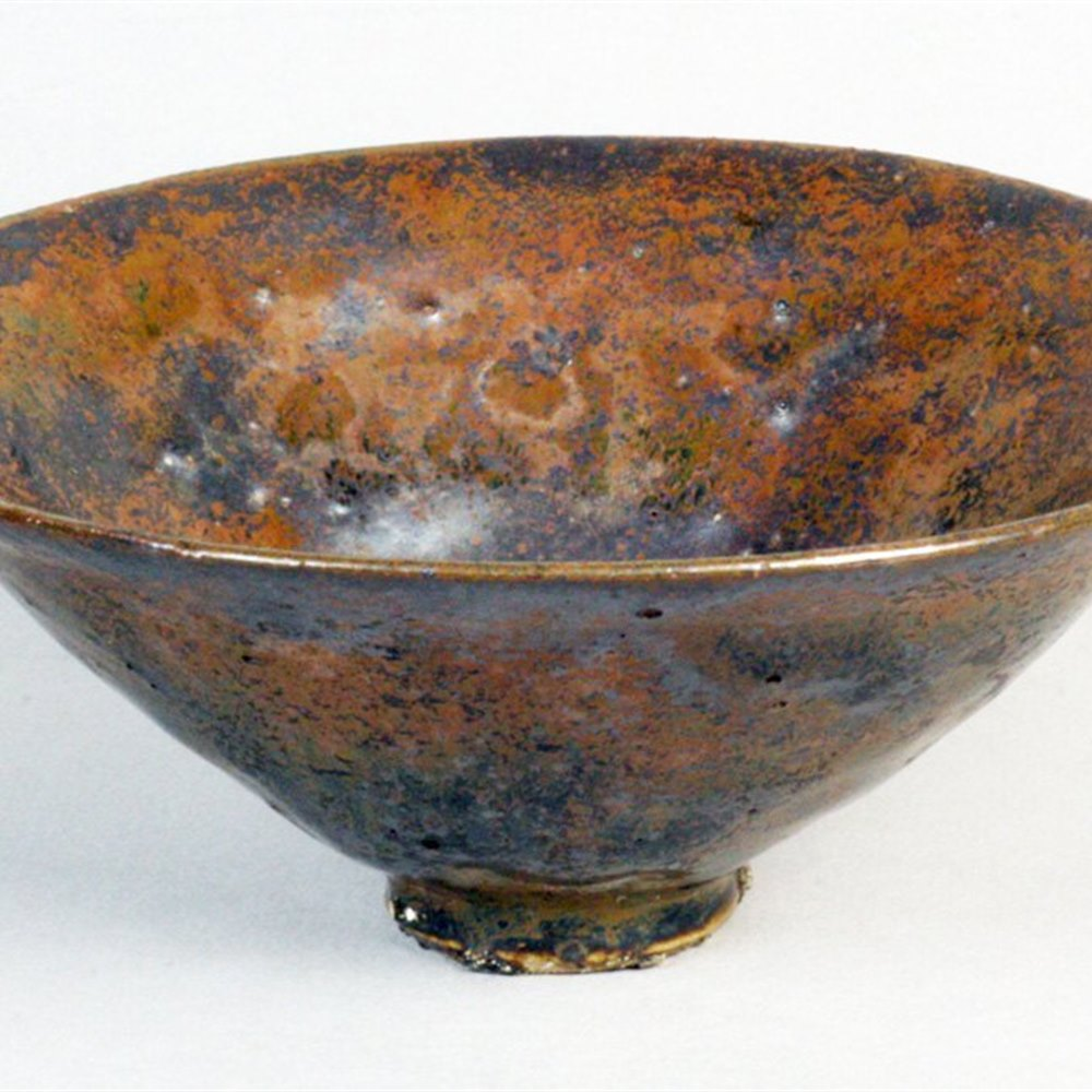 LAVA GLAZED BOWL Song Dynasty 960 – 1279 AD.