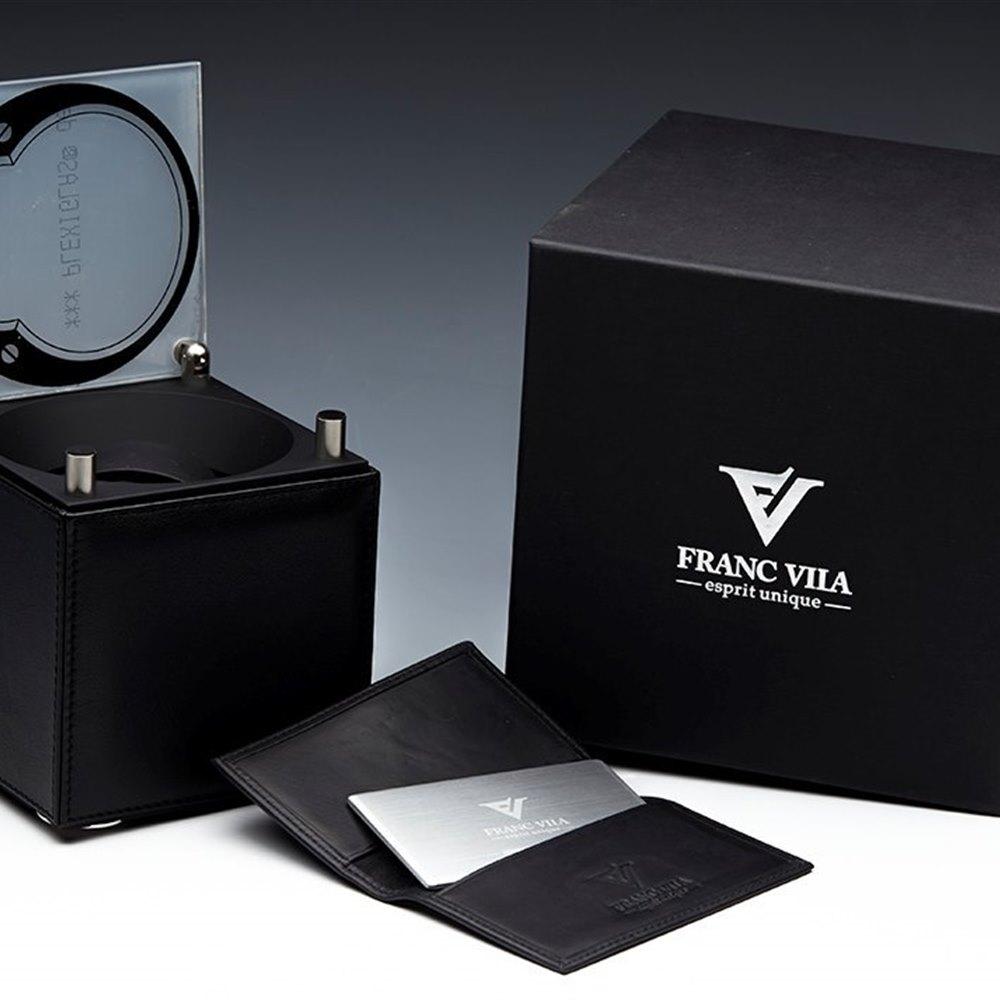 Franc Vila Evos 8 Stainless Steel FVEVOS8