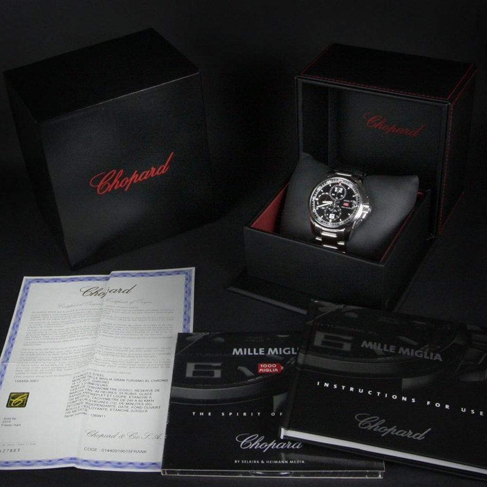 Chopard Mille Miglia Stainless Steel 168459-3001