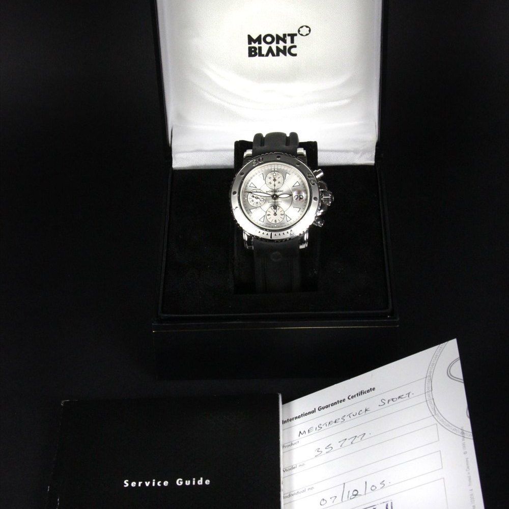 Montblanc Sport Stainless Steel
