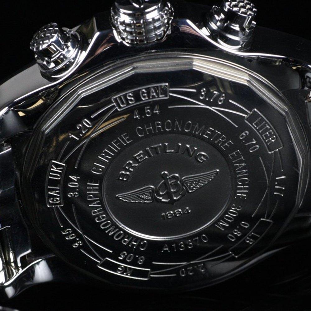 Breitling Super Avenger Stainless Steel