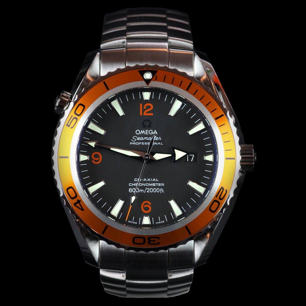 Omega Seamaster Planet Ocean Stainless Steel 2208.50.00