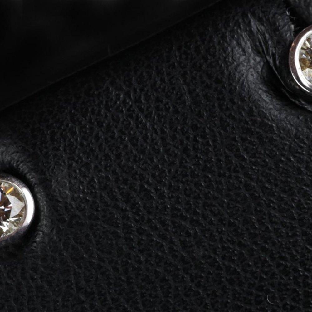 18ct White Gold  18ct White Gold & Diamond Stud Earrings