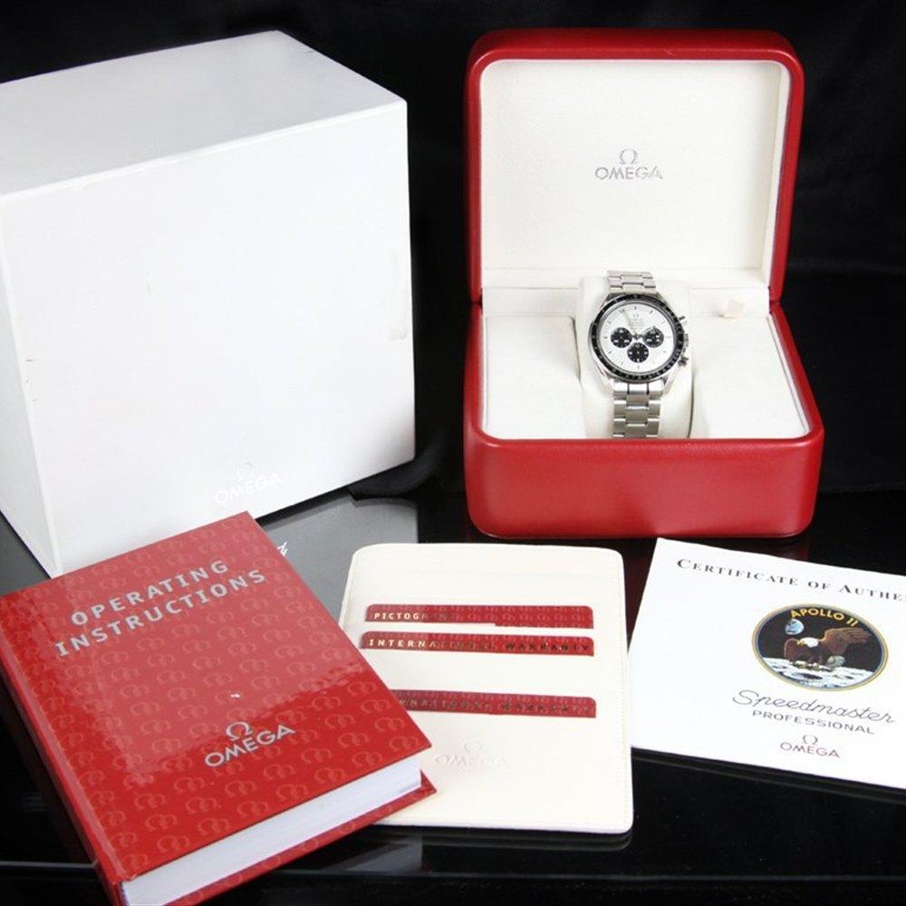 Omega Speedmaster Stainless Steel 3569.31.00