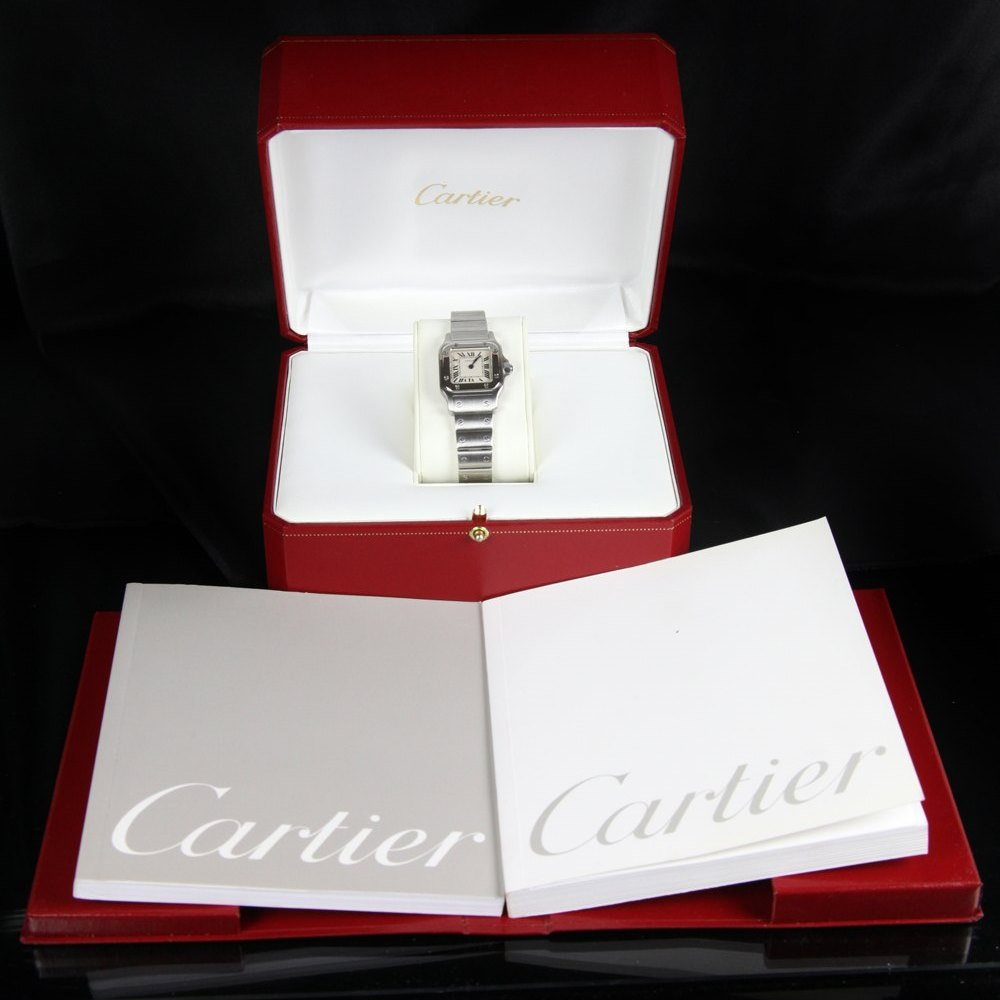 Cartier Santos Stainless Steel W20056D6