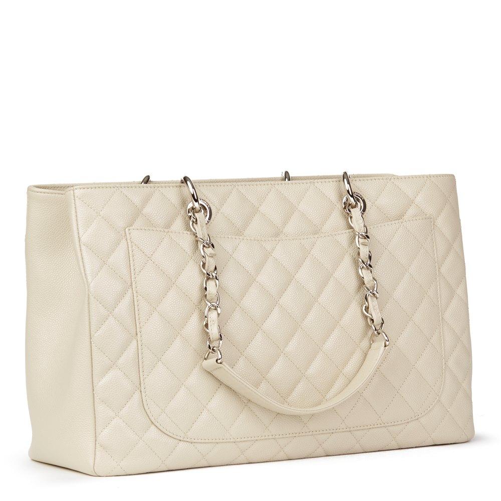 0a2d04c6a39 Chanel Grand Shopping Tote XL 2013 HB1631 | Second Hand Handbags