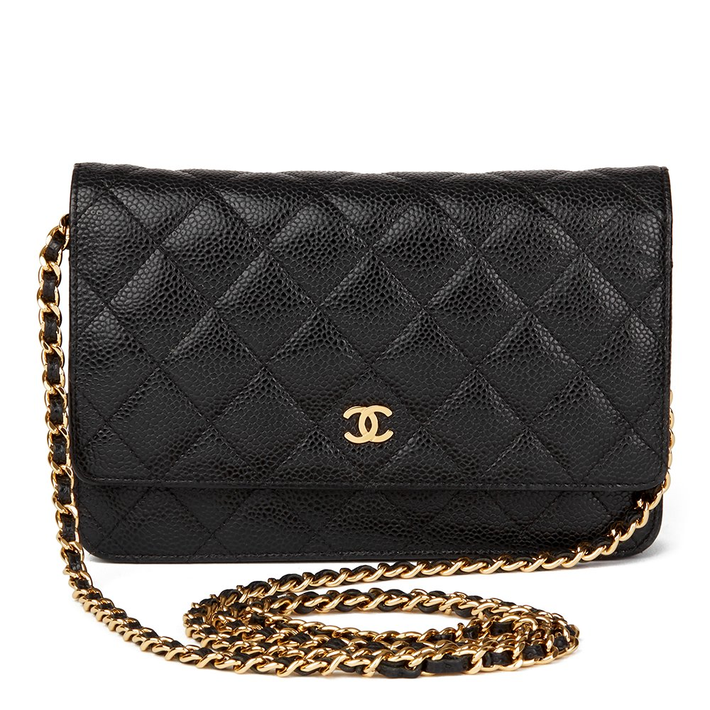 9a951029ab67b4 Chanel Wallet-On-Chain 2016 HB1633 | Second Hand Handbags | Xupes