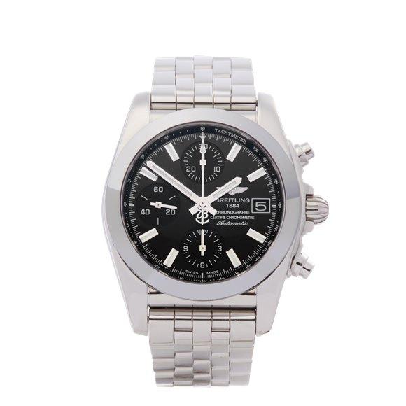 Breitling Chronomat Sleekt Chronograph Stainless Steel - W1331012/BD92