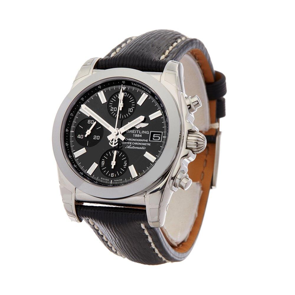 Breitling Chronomat Sleekt Chronograph Stainless Steel W13310