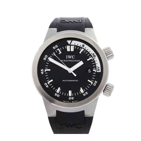 IWC Aquatimer Stainless Steel - IW354807