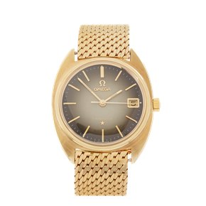 Omega Constellation 18K Yellow Gold Capped - CD168017