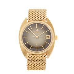 Omega Constellation 18K Yellow Gold - CD168017