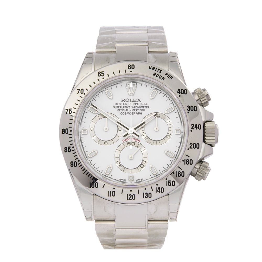 Pre Owned Rolex Watch Daytona 116520 Xupes