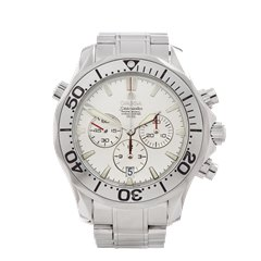 Omega Seamaster U.S. Special Edition Stainless Steel - 2589.30.00