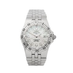 Breitling Starliner Stainless Steel - A71340