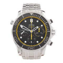 Omega Seamaster Chronograph Stainless Steel - 212.30.44.50.01.002