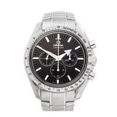 Omega Speedmaster 1957 Broad Arrow Stainless Steel - 321.10.42.50.01.001