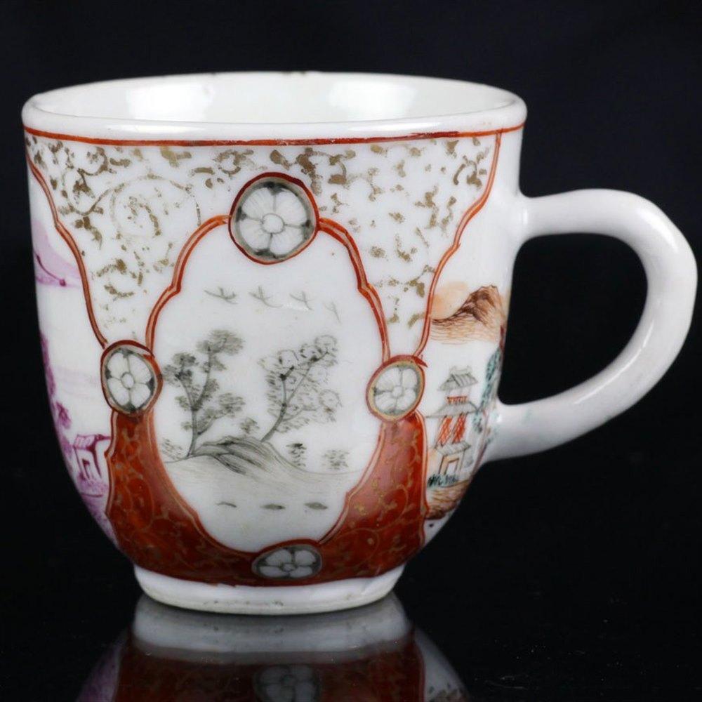 ANTIQUE CHINESE QIANLONG CUP Qianlong 1736-95