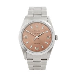 Rolex Air-King 34 Precision Stainless Steel - 14000