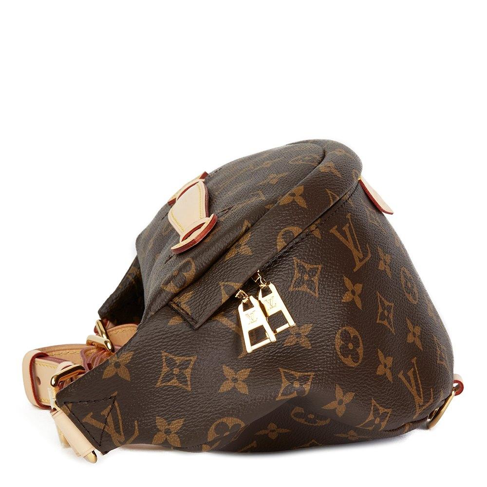 a796c6a04db Louis Vuitton Bumbag 2018 HB1679   Second Hand Handbags   Xupes