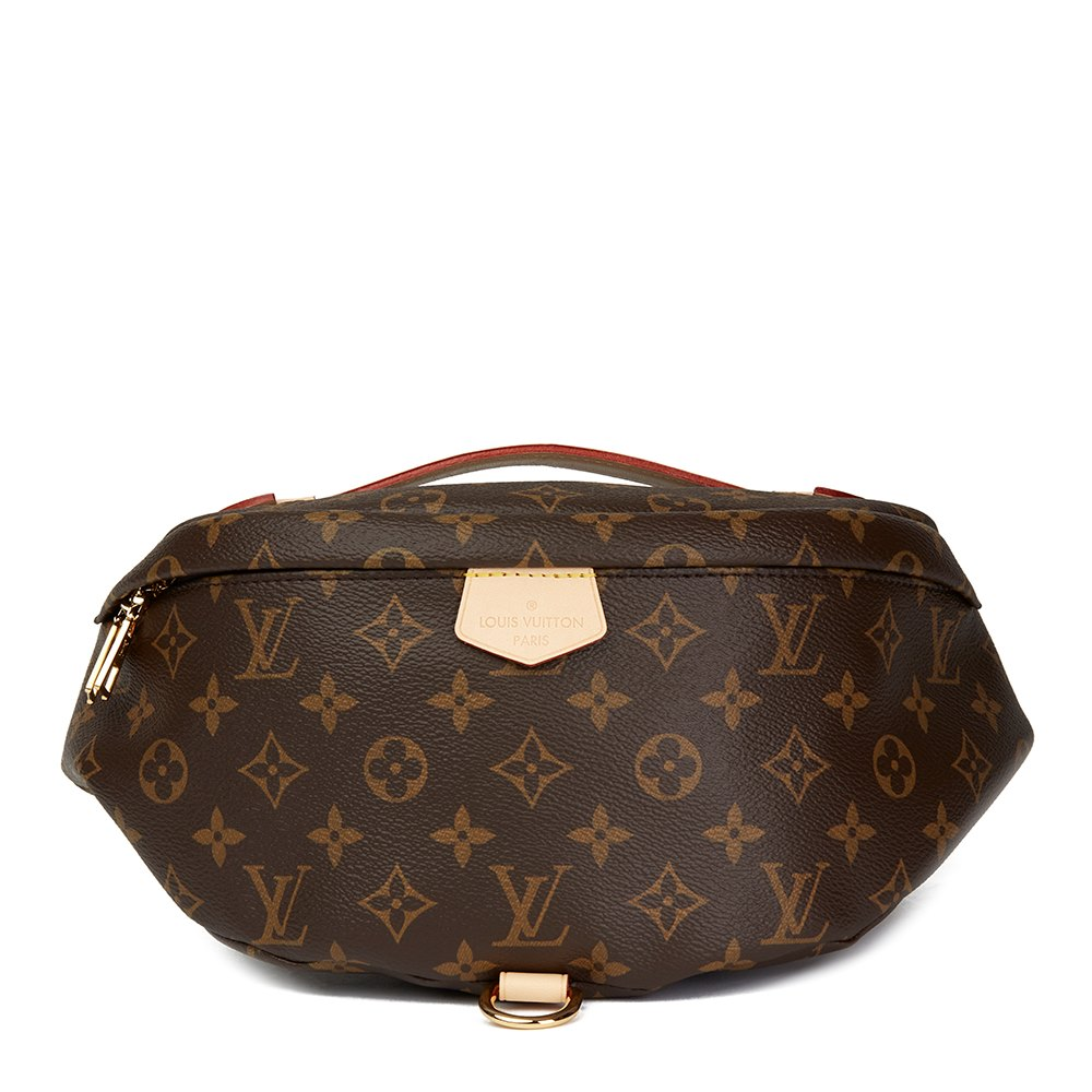 d3cae9f1baaedd Louis Vuitton Bumbag 2018 HB1679 | Second Hand Handbags | Xupes