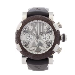 Romaine Jerome Titanic Chronograph Stainless Steel - RJTCHSP00101