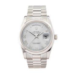 Rolex Day-Date Platinum - 118206