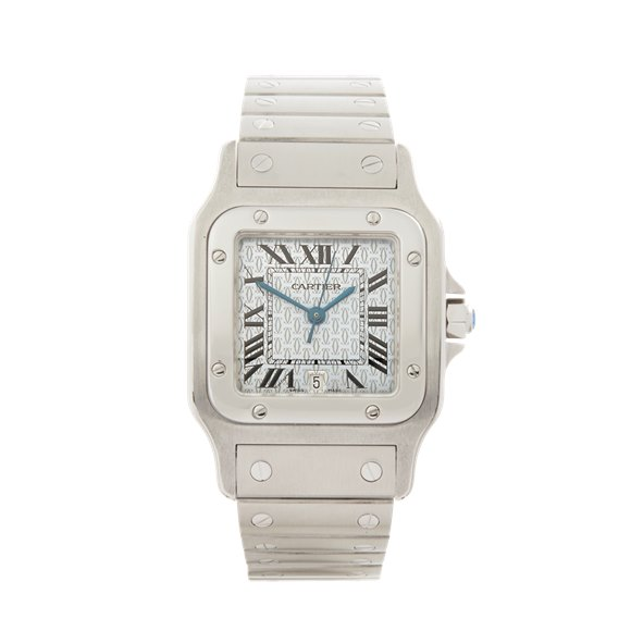 Cartier Santos Galbee Stainless Steel - 1564 or W20018D6