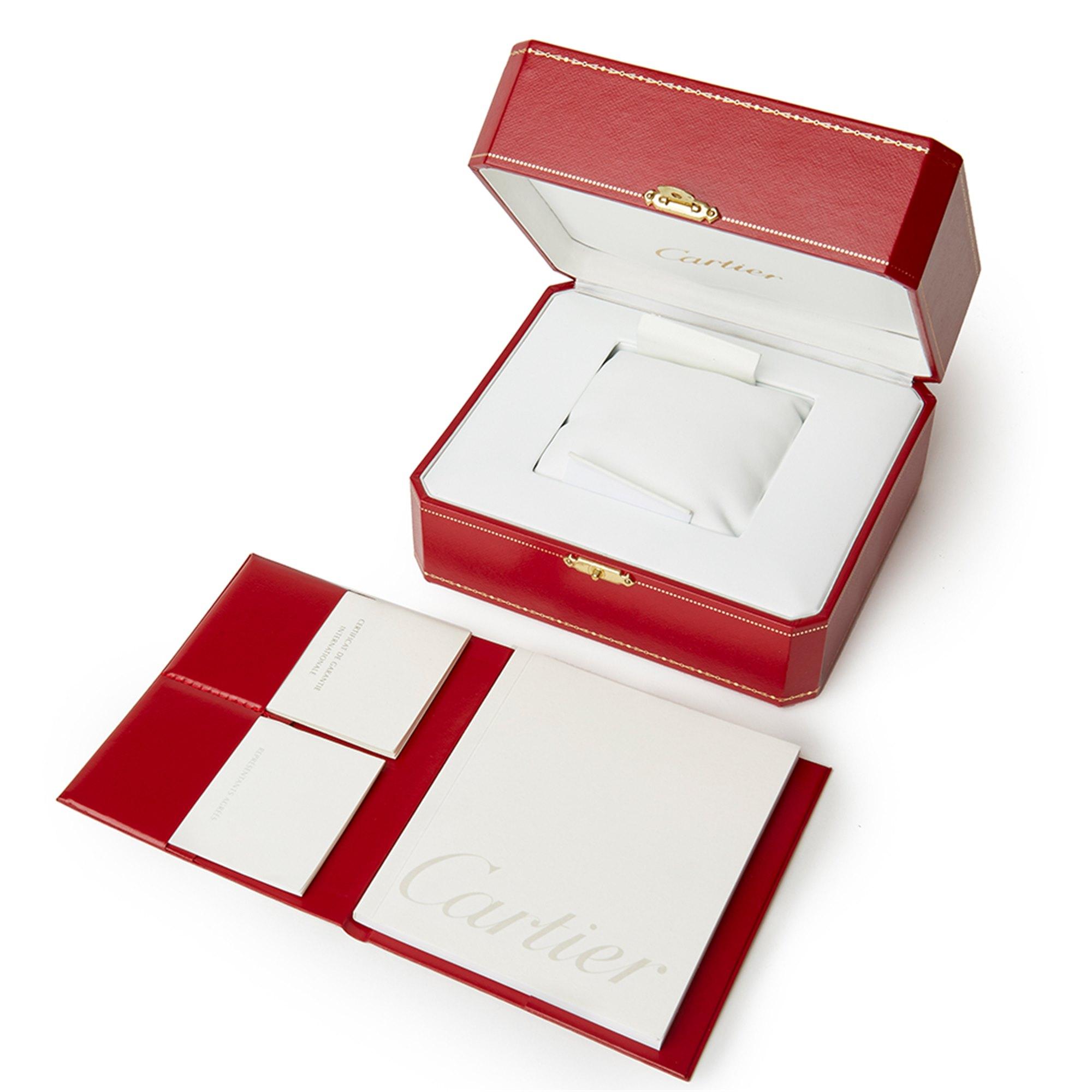 Cartier 18K Geel Goud Geel Goud HP600186 or Sans