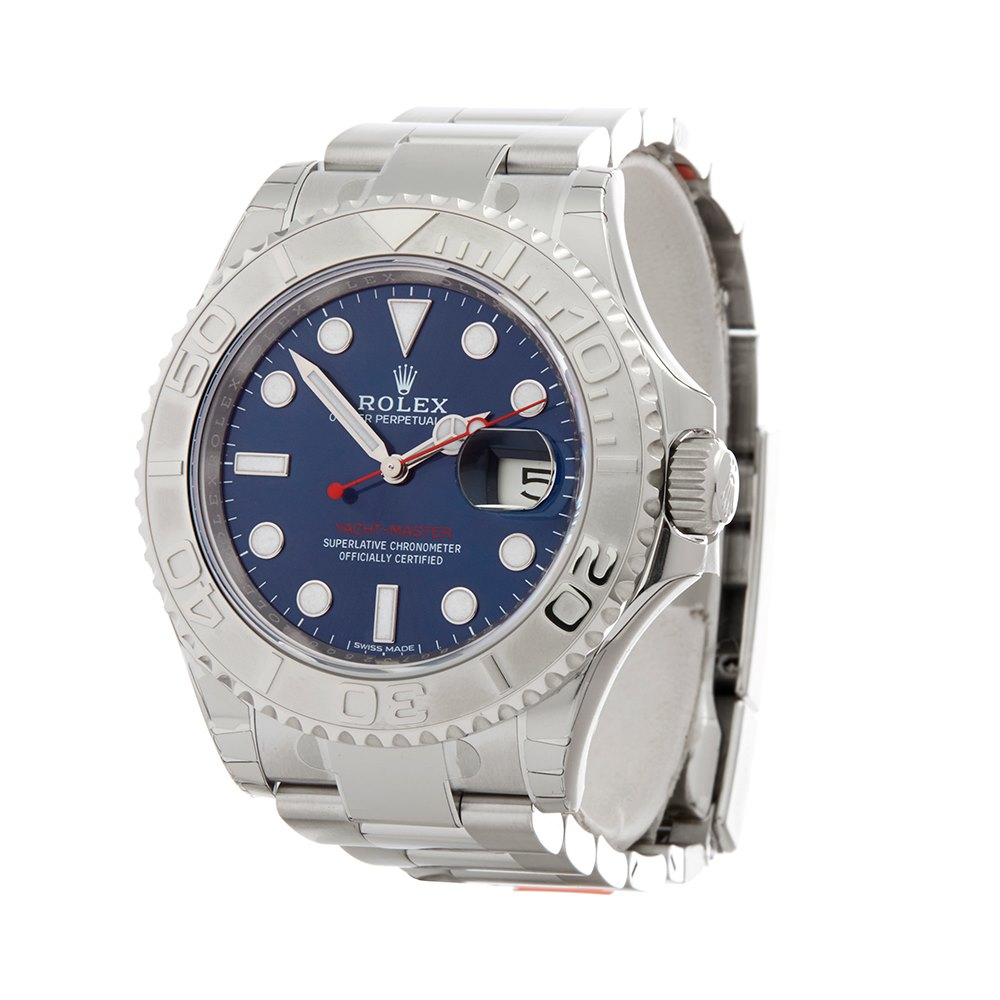 Yacht Master Stainless Steel 116622