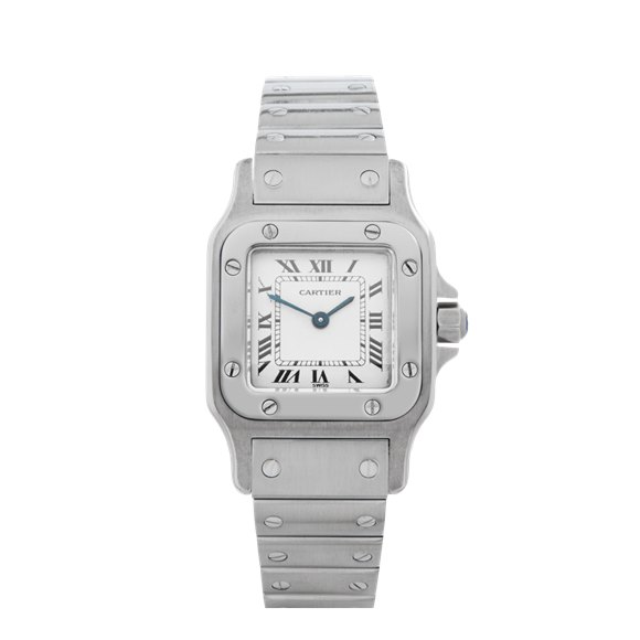 Cartier Santos Galbee Stainless Steel - 1565 or W20056D6