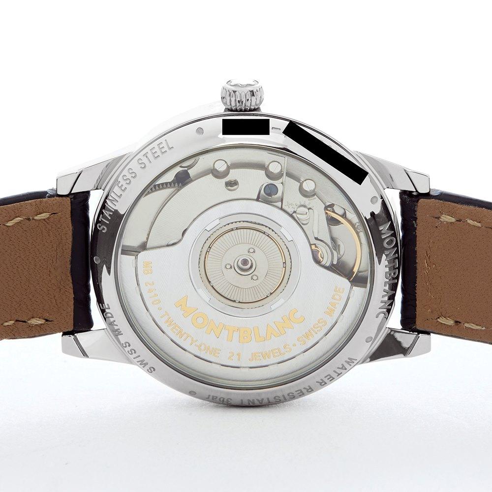 Montblanc Bohème Day & Night Diamond Stainless Steel 112512