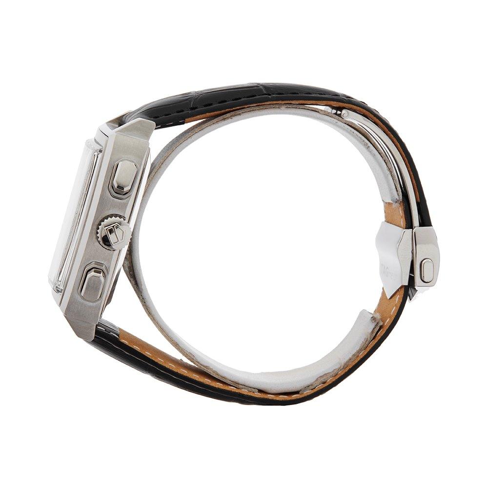Tag Heuer Monaco Stainless Steel CW2111-0