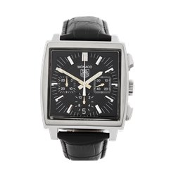 Tag Heuer Monaco Stainless Steel - CW2111-0