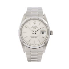 Rolex Oyster Perpetual Date Stainless Steel - 15200