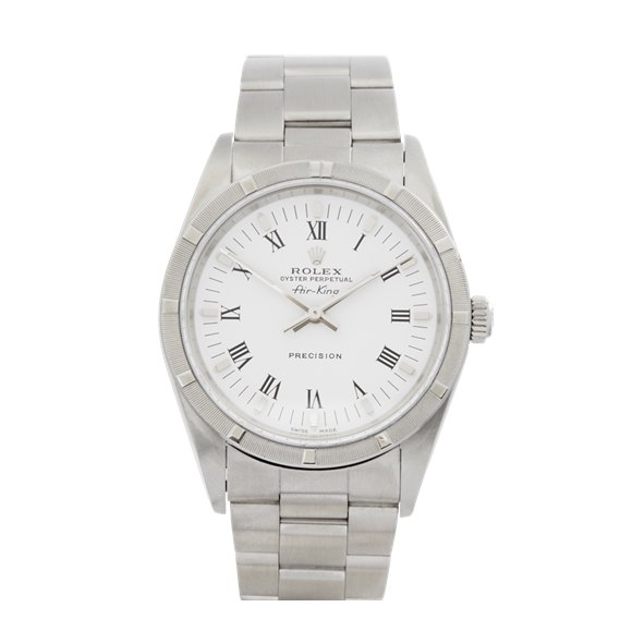 Rolex Air King 31 Stainless Steel - 14010