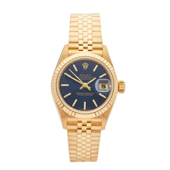Rolex Datejust 26 18K Yellow Gold - 79178