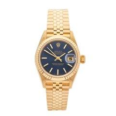 Rolex Datejust 26 18K Yellow Gold - 79178
