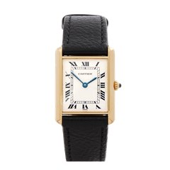 Cartier Tank Louis 18K Yellow Gold - 1140