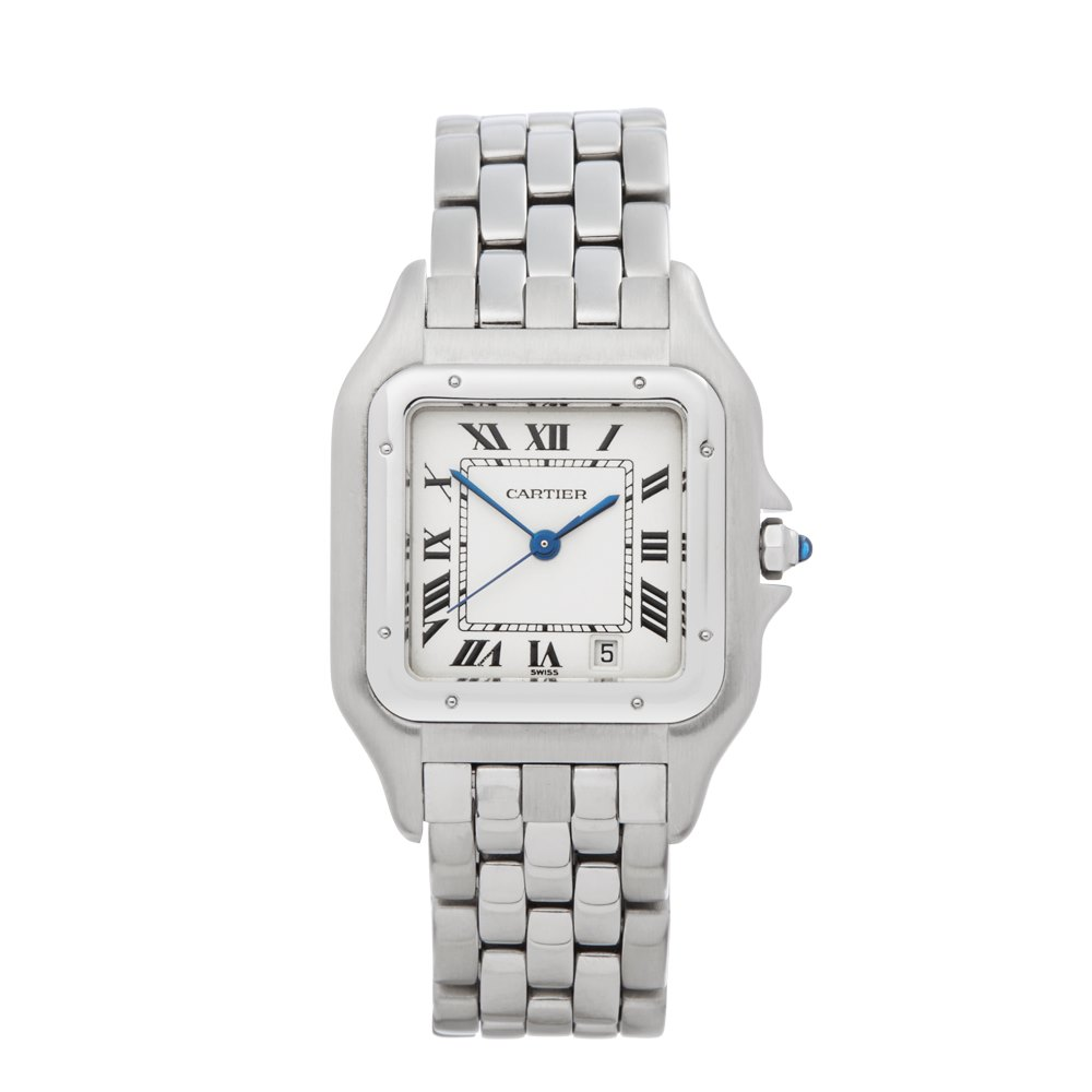 19b29371fada Cartier Panthère Stainless Steel 1310