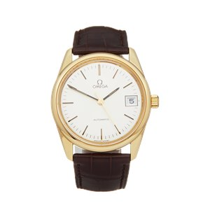 Omega De Ville Cal.1012 Yellow Gold - 1012