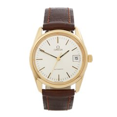 Omega De Ville Cal.1012 18K Yellow Gold