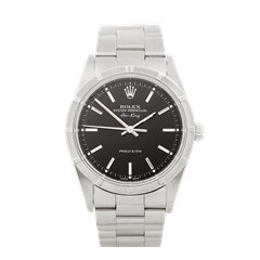 Rolex Air King 34 Stainless Steel - 14010M