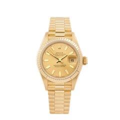 Rolex Datejust 26 18K Yellow Gold - 69178