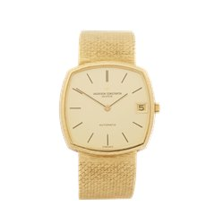 Vacheron Constantin Vintage 18K Yellow Gold - 44005