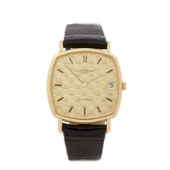 Vacheron Constantin Vintage 18K Yellow Gold - 33030