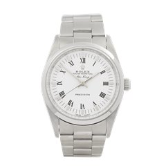 Rolex Air King Stainless Steel - 14000